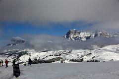 Alta Badia im Winter -2