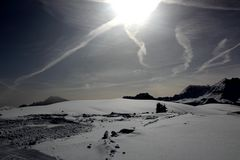 Alta Badia im Winter