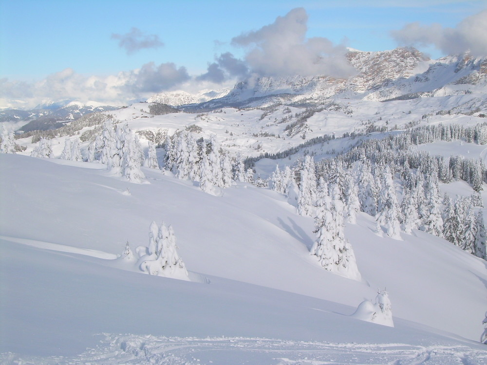 Alta Badia Winter