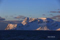 Altafjord im Sonnenaufgang II
