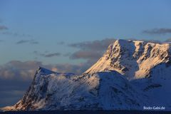 Altafjord im Sonnenaufgang III