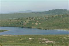 Altai-Landschaft