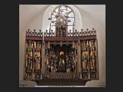 Altar der Heiliggeistkirche