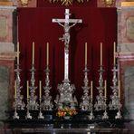 Altar der Hofkirche Dresden