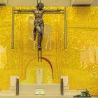 Altar der Kirche der Allerheiligsten Dreifaltigkeit