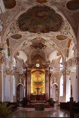 Altar der Klosterkirche in Beuron