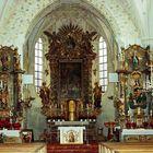 Altar der Pfarrkirche