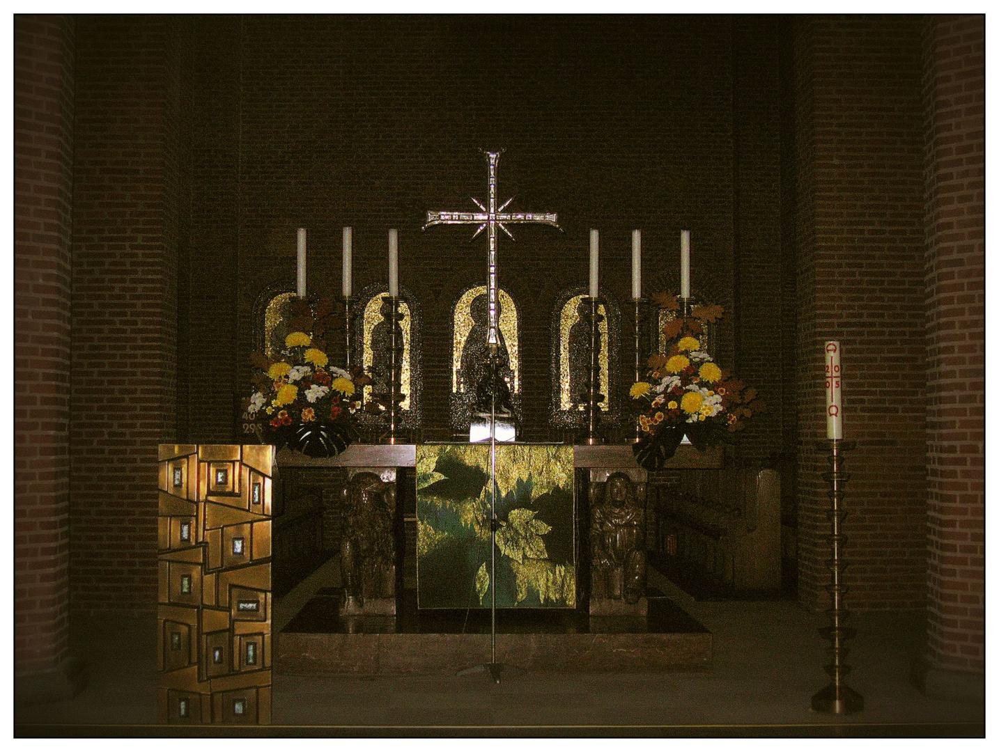Altar der Reformations-Gedächtnis-Kirche