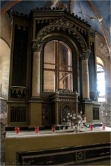 Altar der St.-Georg-Kirche