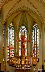 Altar der Stadtkirche