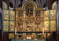 Altar des Doms von Roskilde