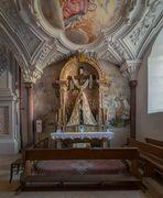 Altar des Hl.Grabes in der Basilika St.Benedikt (Benediktbeuern)