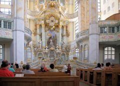 Altar Frauenkirche Dresden