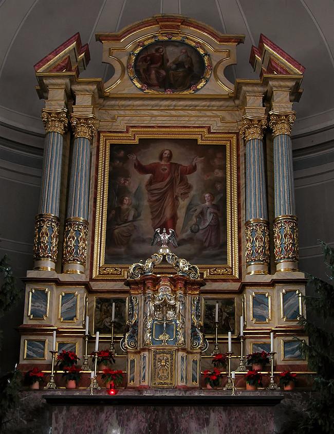 Altar Herz Jesu Kirche Gladbeck