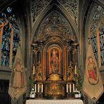 Altar im Aachener Dom