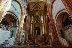 Altar im Havelberger Dom