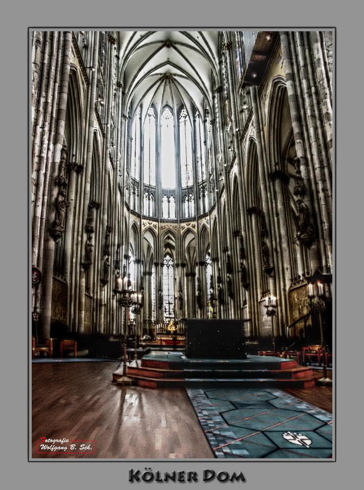 Altar Im Kolner Dom Foto Bild Architektur Sakralbauten Innenansichten Kirchen Bilder Auf Fotocommunity