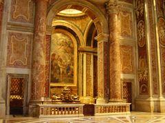 Altar im Peters Dom