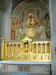 Altar Kirche Baden Bdn.