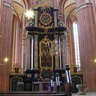 Altar von St. Nikolai in Wismar