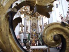 Altaransicht