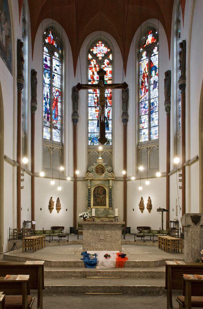 Altarraum In Orthodoxen Kirchen