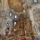 Altarraum der Basilika Vierzehnheiligen