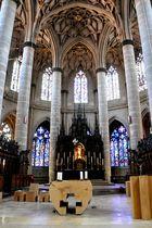 Altarraum Heilig-Kreuz Münster