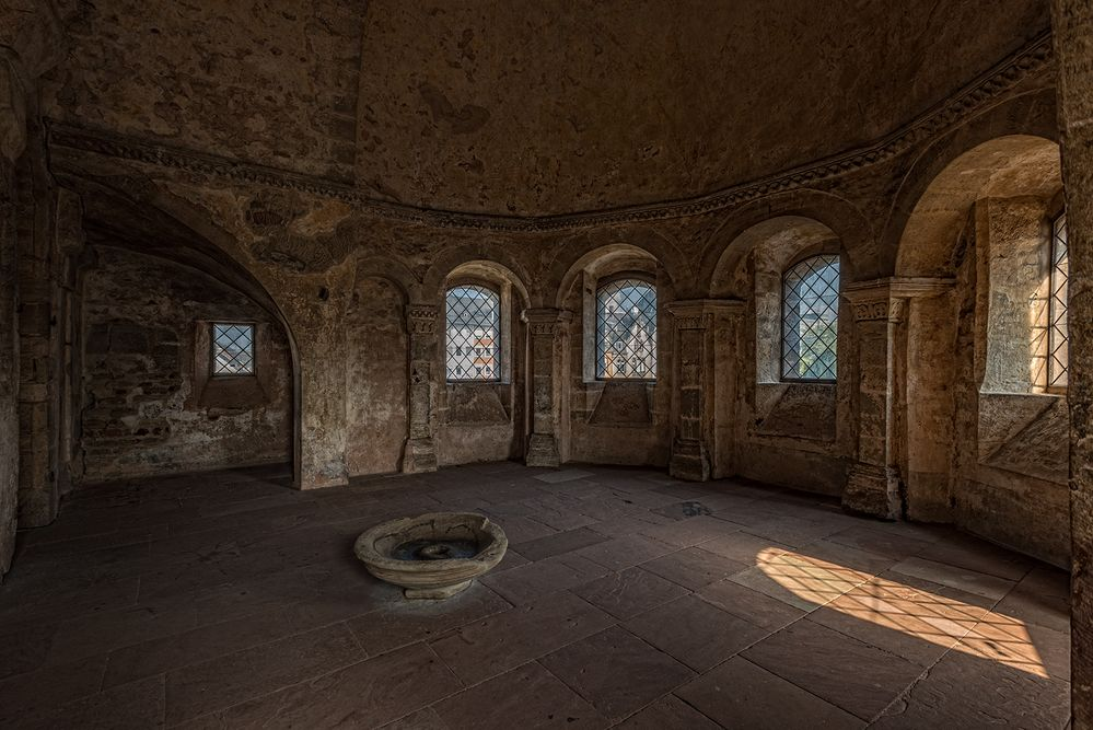 Altarraum in der Porta Nigra