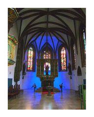 Altarraum St. Michael