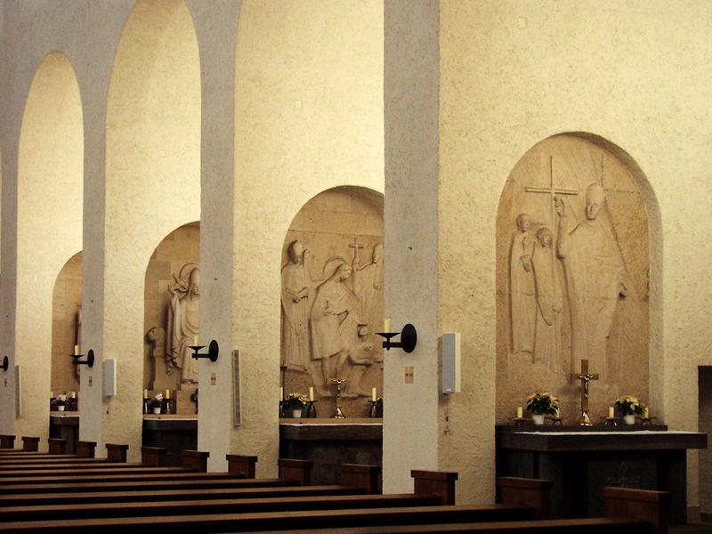 Altarreihe
