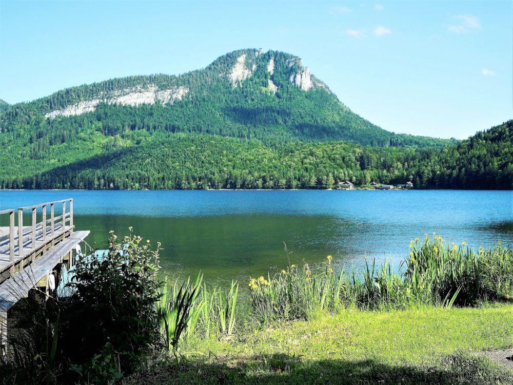 Altaussseer See und Tressenstein 1.201 m