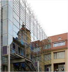 Altbau - Anbau - Neubau