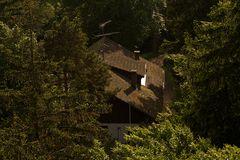Altberg Hütte,vom Aussichtsturm aus Fotografiert