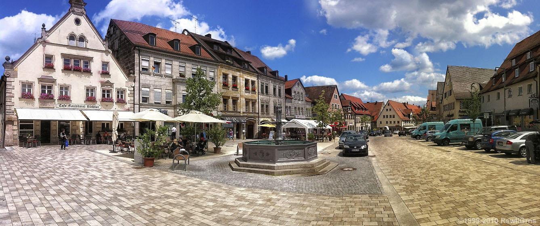 Altdorf bei Nürnberg (amtlich: Altdorf b.Nürnberg)