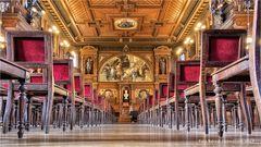 Alte Aula  Uni Heidelberg ....