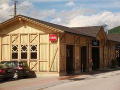 alte Bahnhofshalle
