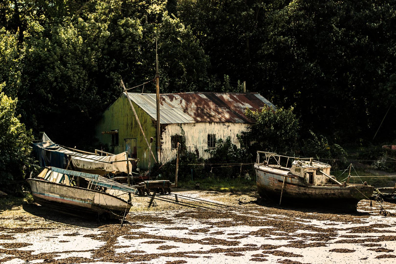 alte Boote