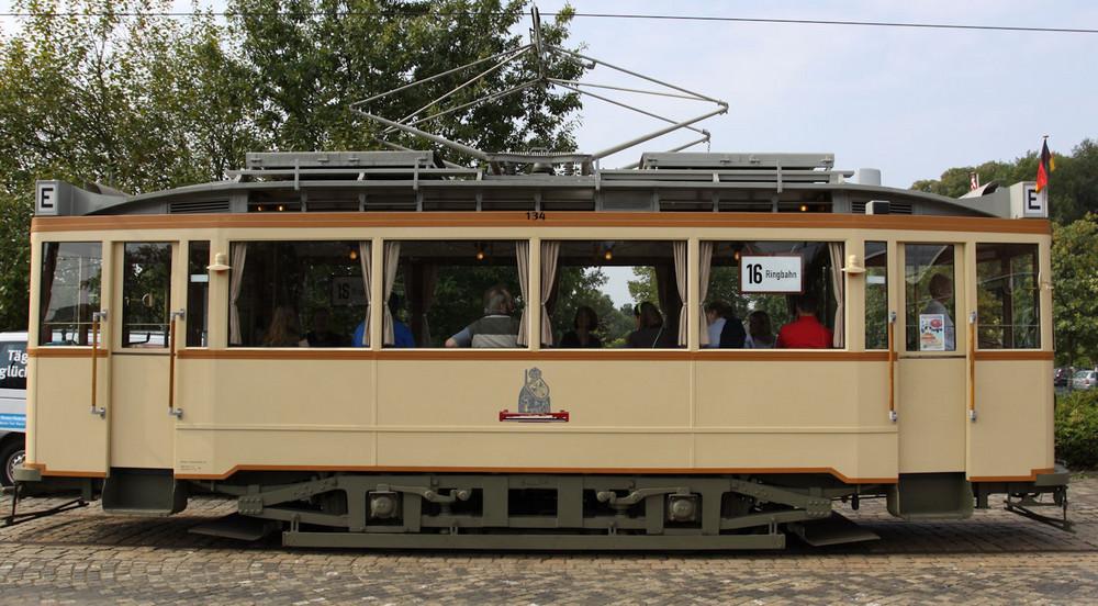 Alte Bremer Stassenbahn