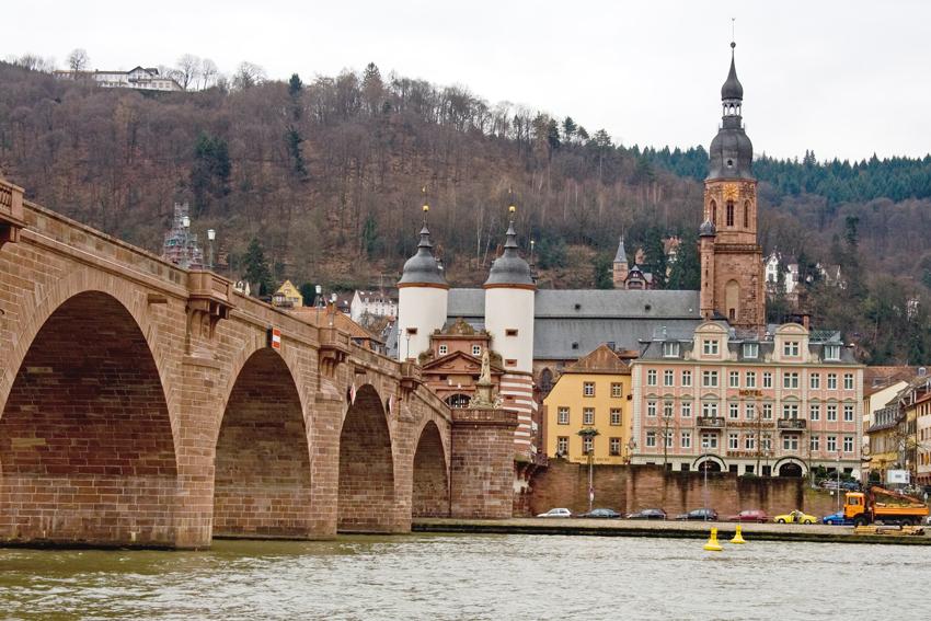 Alte Brücke...