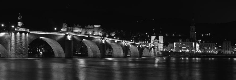 Alte Brücke Heidelberg 3
