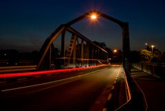 Alte Brücke in Duisburg