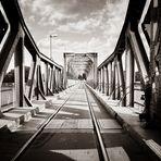 Alte Brücke Variante in S/W