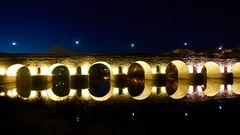 Alte Brücke von Merida,Spain