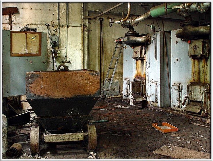 Alte Dampfkessel Foto & Bild | industrie und technik, industrie ...