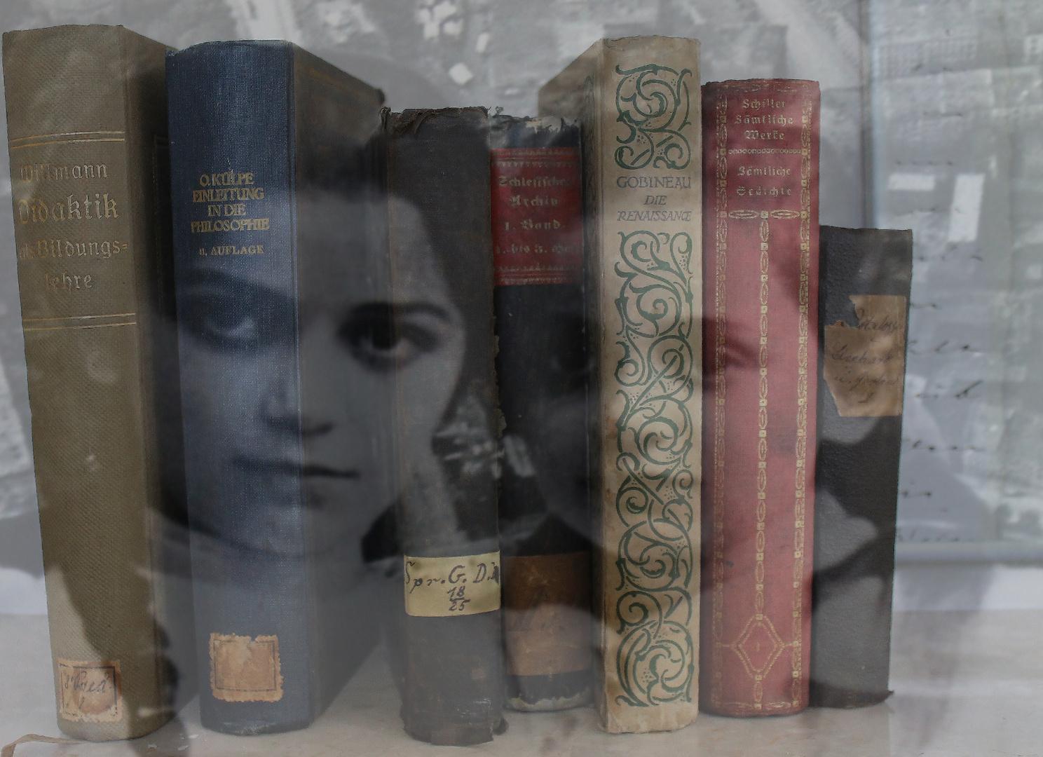 alte deutsche Bücher