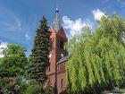 Alte Dorfkirche in Kaulsdorf