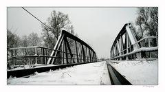 Alte Eisenbahnbrücke II