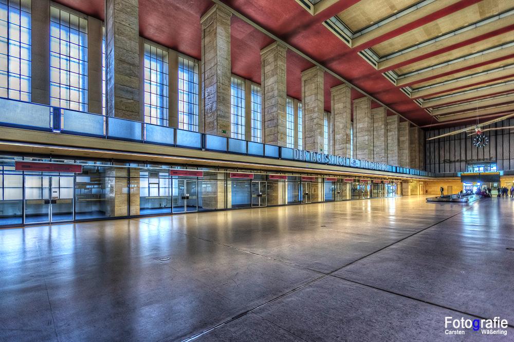 Alte Empfangshalle, Flughafen Tempelhof
