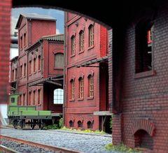 Alte Fabrik - 1:32 Diorama